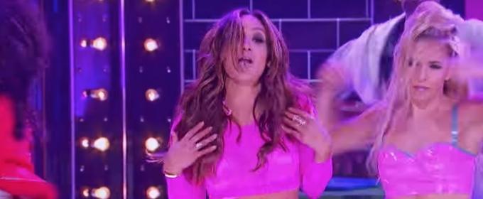 ramona singer lip sync battle