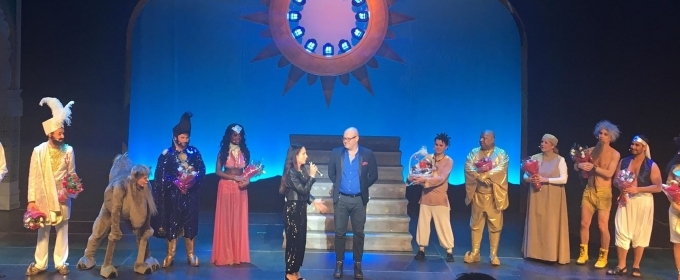 BWW Review: THE ADVENTURE OF ALADDIN at Stockholm Waterfront