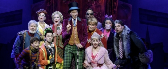 BWW Interview: Danny Quadrino of CHARLIE AND THE CHOCOLATE FACTORY at Aronoff Center For The Arts