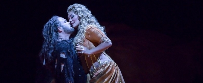 BWW Review: Perez Entices but Finley Triumphs in Massenet's THAIS at the Met
