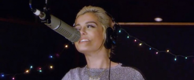 VIDEO: First Listen - Bebe Rexha Sings New Pasek & Paul Song from A CHRISTMAS STORY LIVE!