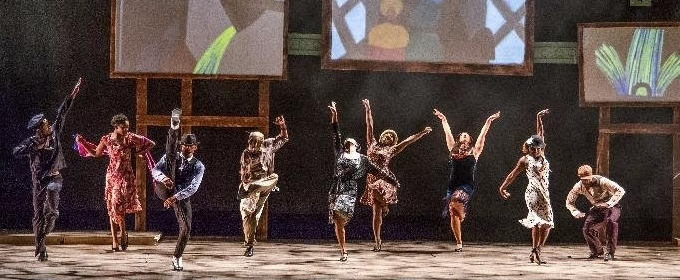 BWW Review: Step Afrika! Pays Tribute to Jacob Lawrence in THE MIGRATION