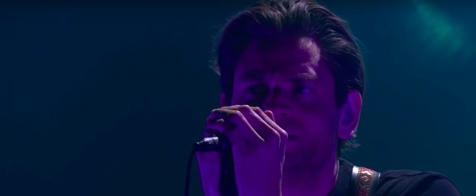 VIDEO: Lo Moon Performs 'Loveless' on The Late Late Show with James Corden