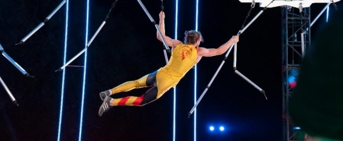 ULTIMATE BEASTMASTER: SURVIVAL OF THE FITTEST Debuts August 31 on Netflix