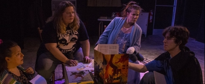 BWW Review: Verge Theater Company Inaugurates The Barbershop Theatre With Wondrous KIMBERLY AKIMBO