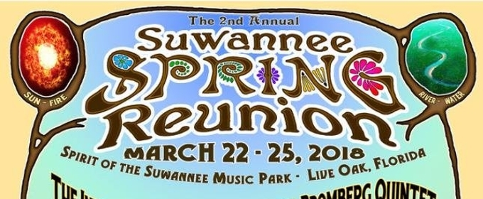 Suwannee Spring Reunion w/ The Infamous Stringdusters & More Set for March