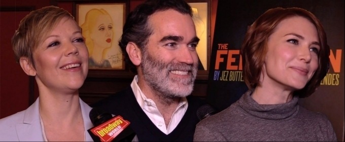 Brian d'Arcy James, Holley Fain, Emily Bergl Company Get Ready to Join THE FERRYMAN!