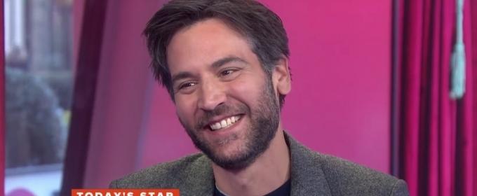 VIDEO: Josh Radnor Discusses NBC's RISE Live on THE TODAY SHOW