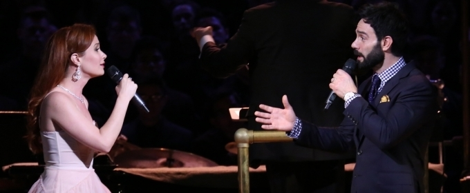 BWW TV: Broadway Belts Out the Classics! Watch Highlights of Sierra Boggess, Ramin Karimloo, Michael Arden, & More at Carnegie Hall