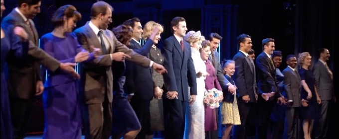 VIDEO: Watch the Cast of DIANA Take Their Opening Night Bowls