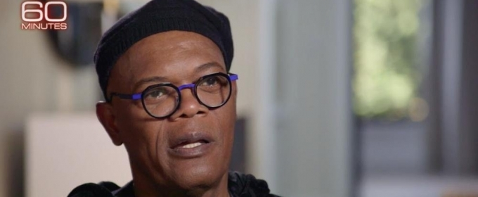 Samuel L. Jackson Reflects on His Career and Early Days in the Theatre on 60 MINUTES