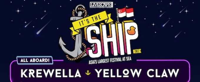 It's The Ship Reveals Final Phase Lineup ft. Andrew Rayel, Tyson Beckford & More