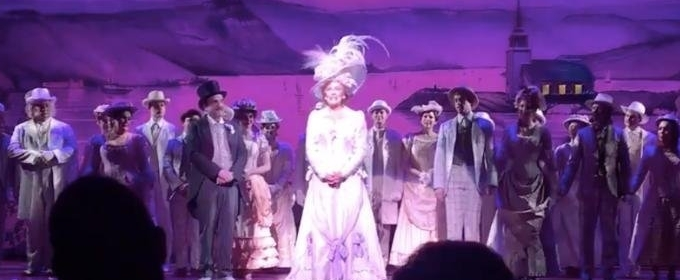 Betty Buckley and the Cast of HELLO, DOLLY! Pay Tribute to Carol Channing