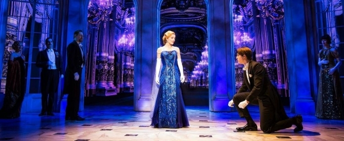 Broadway's ANASTASIA To Journey Through North American  Tour This Fall!