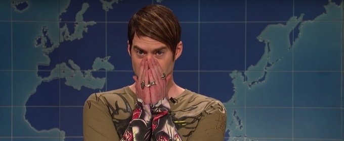 VIDEO: Bill Hader's Stefon Returns to Saturday Night Live