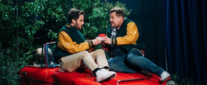 Ben Platt and James Corden Perform the 'Soundtrack to a Bromance'