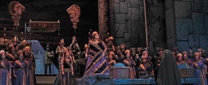 BWW Review: Meade Fearlessly Outruns Dazzlingly Difficult SEMIRAMIDE at the Met