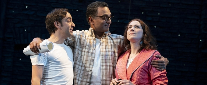 Photo Flash: Check Out Photos of Roundabout's MERRILY WE ROLL ALONG
