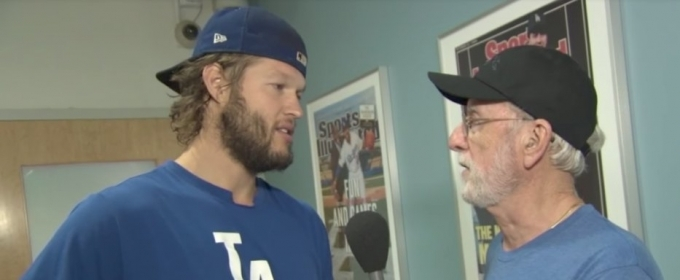 VIDEO: Jimmy Kimmel Sends His Dad to World Series Media Day