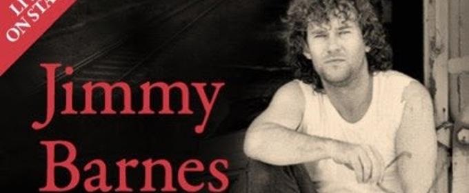 Australian Rocker Jimmy Barnes Kicks Off Working Class Man: An Evening of Stories & Songs This Week