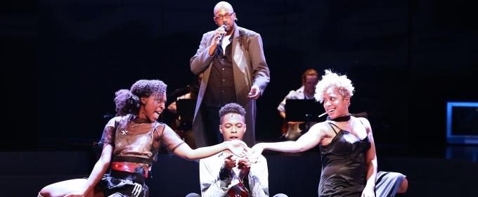 Photo Flash: Tony-Winning Musical PASSING STRANGE Travels to The Wilma Theater