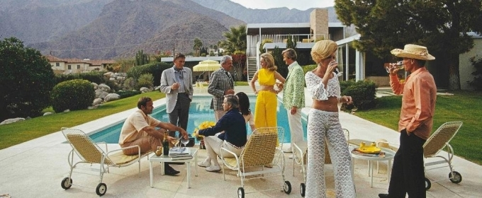 Quin Arts And Getty Images Present Slim Aarons Exhibition