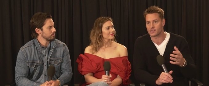 VIDEO: Watch the Cast of THIS IS US Discuss the Highly Anticipated Season Two Finale