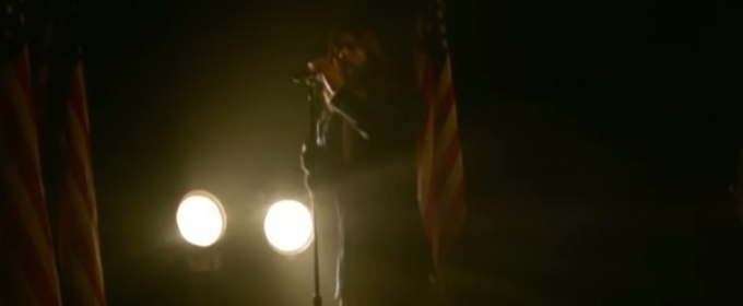 VIDEO: Thirty Seconds to Mars Performs 'Dangerous Night' in a Trump-Inspired Performance on The Late Late Show