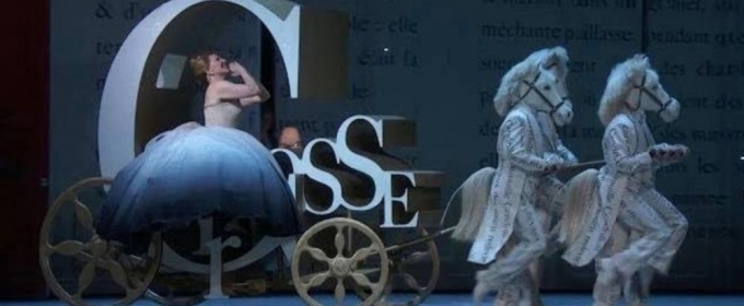 VIDEO: Get A First Look At the Met Premiere of Massenet's Retelling of the Cinderella Story