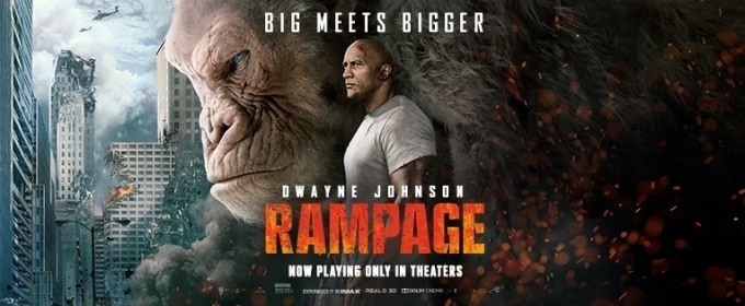 Review Roundup: Critics Weigh In On RAMPAGE