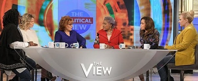 ABC's THE VIEW Beats 'The Talk' Across the Board During November Sweep