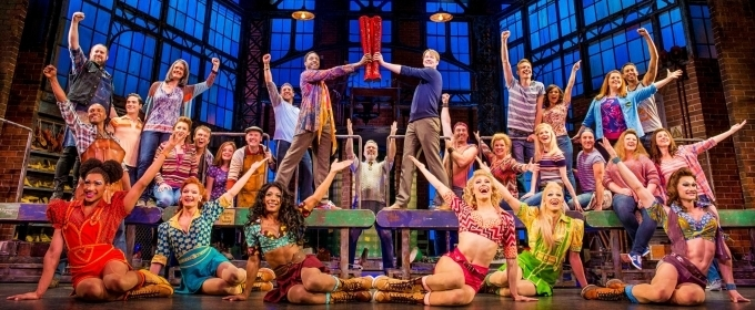 KINKY BOOTS Will Screen in US Cinemas Next Month
