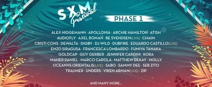 SXM Festival Returns to the Caribbean Island of Saint Martin/Sint Maarten Announces Phase One Lineup for March 13-17 Event ile ilgili görsel sonucu