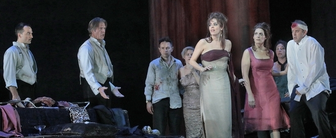 Review Roundup: American Debut of THE EXTERMINATING ANGEL at The Metropolitan Opera