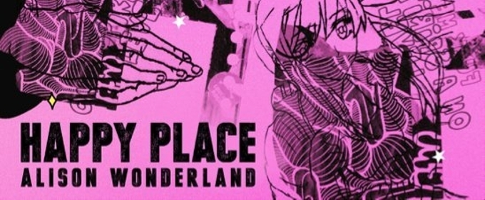 Alison Wonderland Releases 'Happy Place' on Virgin Records
