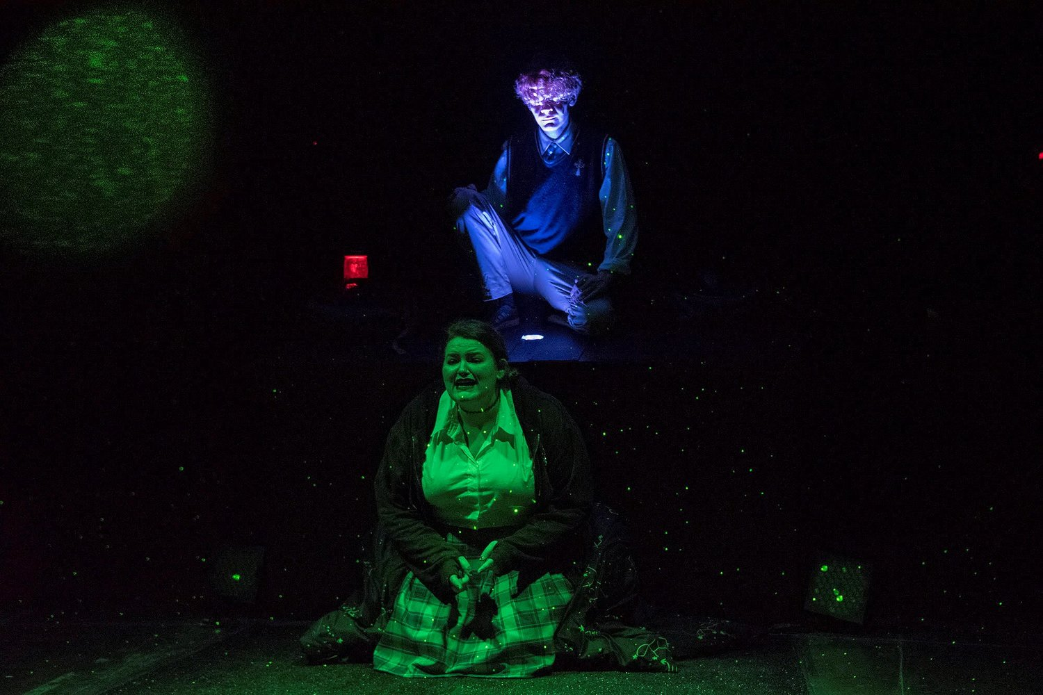BWW Review: MOTH at TheatreLAB: A Taut Teenage Nightmare