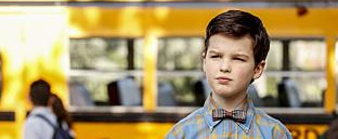 Stream First Episode of YOUNG SHELDON Now on YouTube