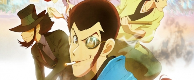 TMS Announces LUPIN THE 3rd Part 5 to Debut On Crunchyroll On 4/3