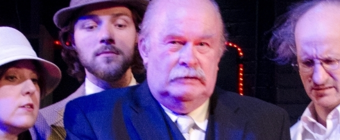 BWW Review: THE CHASTE GENIUS AND HIS DEATHRAY GUN,  an interesting history lesson unfolds at convergence continuum