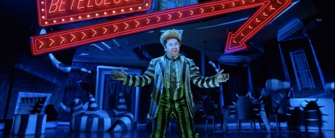 It's Showtime! Watch Highlights from BEETLEJUICE on Broadway!