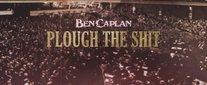 Ben Caplan Releases New Single From Upcoming OLD STOCK Album + Kicks Off U.S. Tour Next Month