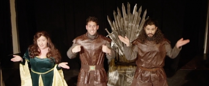 BWW TV: Rock Out with New Trailer for 'SHAME OF THRONES' Parody Musical