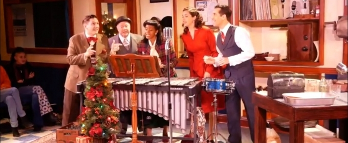 VIDEO: Preview IT'S A WONDERFUL LIFE: A LIVE RADIO PLAY at Walnut Street Theatre