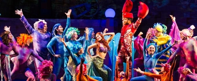 """BWW Review: """"THE LITTLE MERMAID"""" Goes Under The Sea Again at the Beck Center"""