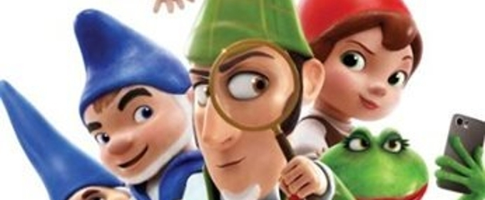 SHERLOCK GNOMES comes to Digital June 5th and Blu-ray/DVD June 12th