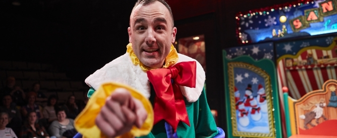 BWW Review: THE SANTALAND DIARIES at Actors Theatre Of Louisville