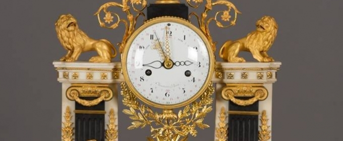 An Obsession With Time Has Led To A New Exhibition At The David Roche Collection