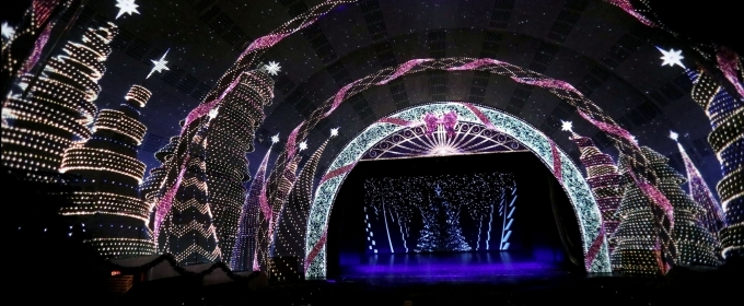 BWW TV: Radio City Music Hall Lights Up with New Technology for the Christmas Spectacular!