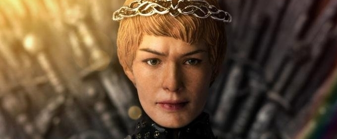 GAME OF THRONES Cersei Lannister Collectible Figure Available for Pre-Order on the May 23rd