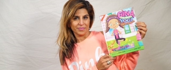 Gina 'The Happy Yogi' Announces Yoga Workouts, Books and Games for Kids with Special Needs